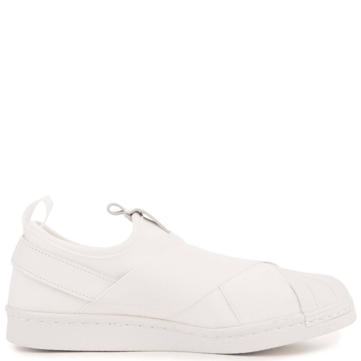 dameswit10 Originals voor Instappers Adidas Superstar Sneaker VUSqzMp