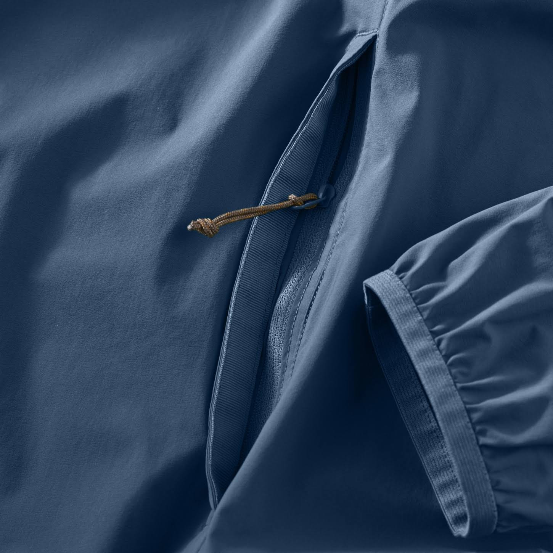 Azul Chaqueta Tío Fjallraven Abisko Hombre Cortavientos Xs Para FdgngOYq