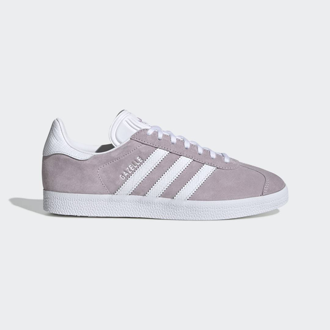 Adidas Gazelle Shoes - Purple - Women