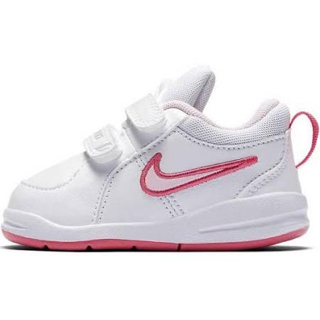 Sneaker 4 Girls Talla Pico Blanco C4 Prismpink Infant Nike IBxqw5St