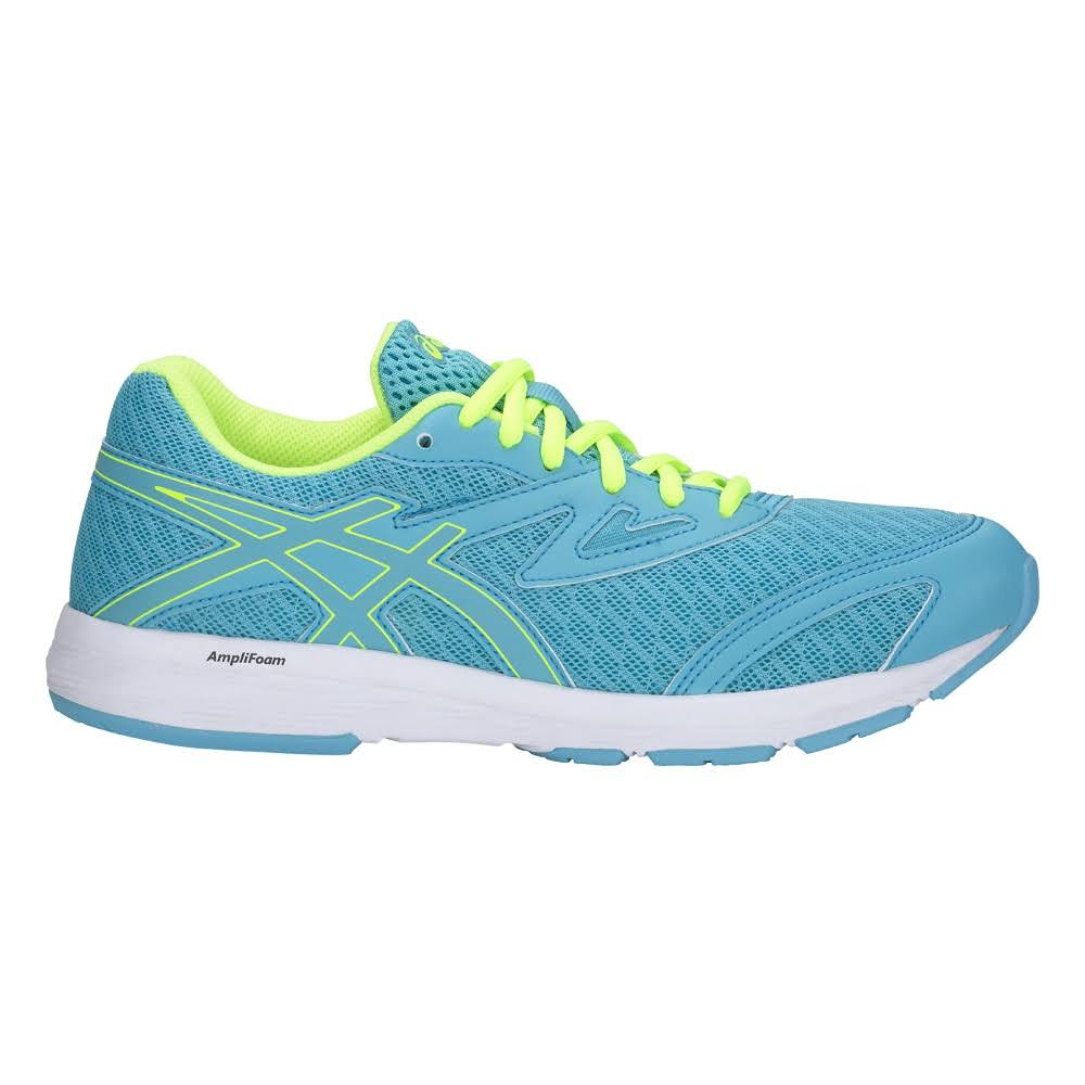 Shoes Blue green Junior Light Running Amplica Asics qS7Yvtn