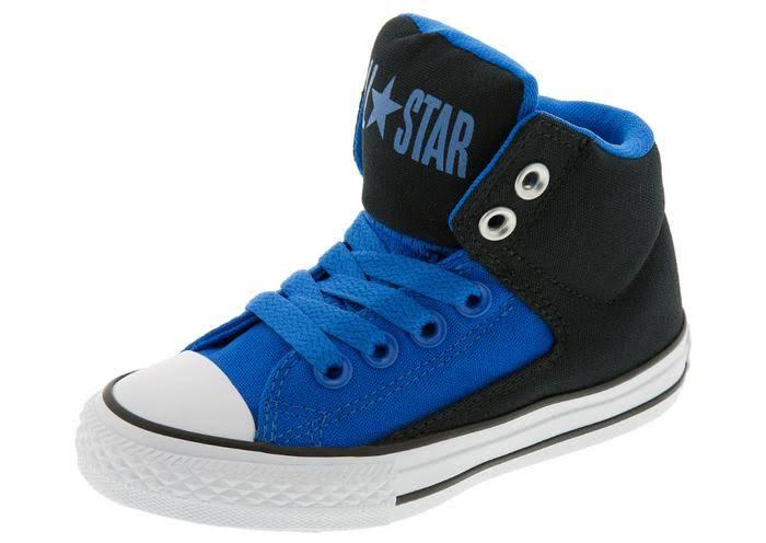 Star Chuck Converse Pequeño Hola niño Niño Grande All Kids High Taylor Street T4Ix74Uqwn