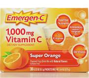 Emergen-C 1,000 mg Vitamin C Fizzy Drink Mix 30 Pack