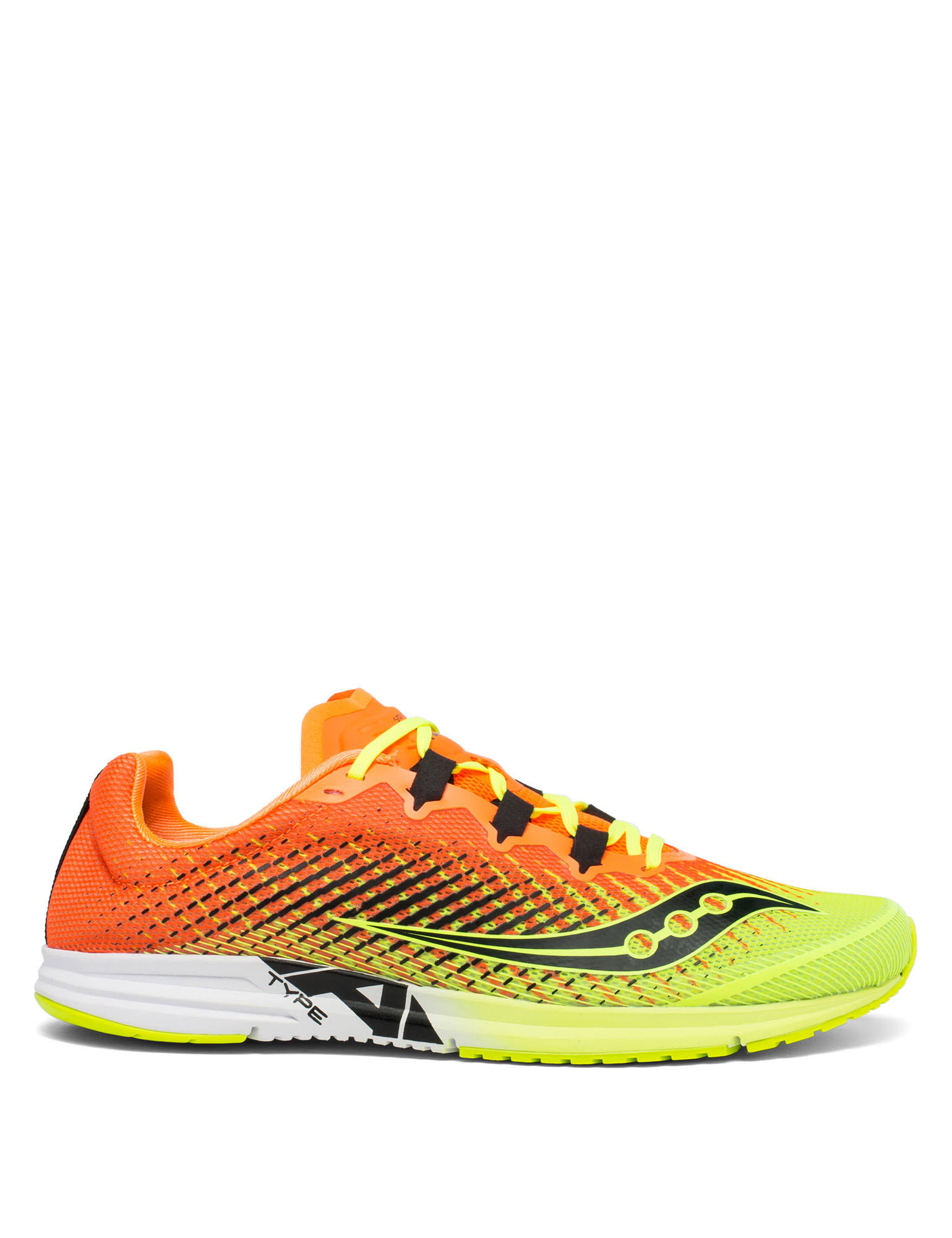Saucony Type A9 Shoes Men citron/orange
