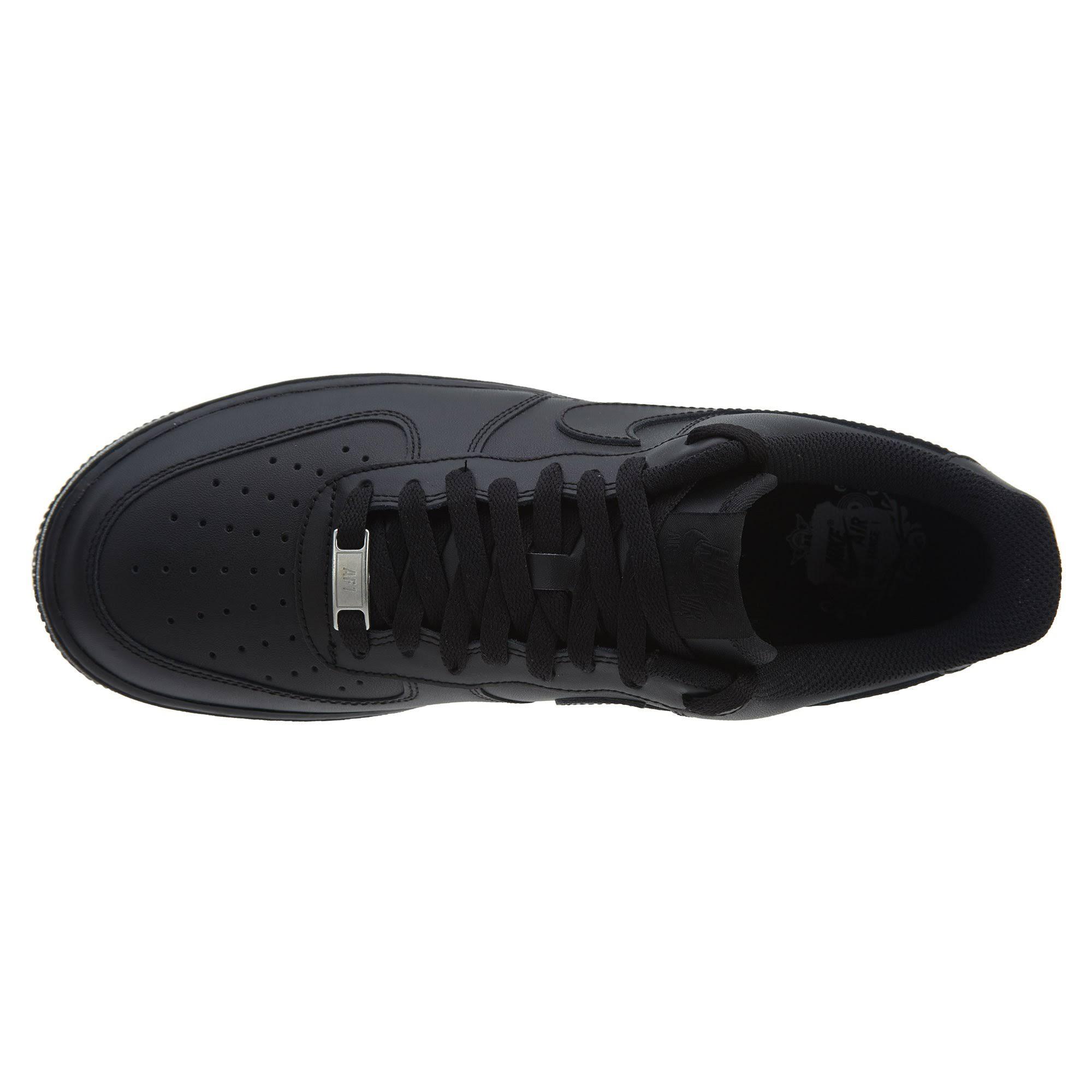 Nike Air Men's 5 Black 1 9 Black '07 Shoe Force rrfd1wqSx
