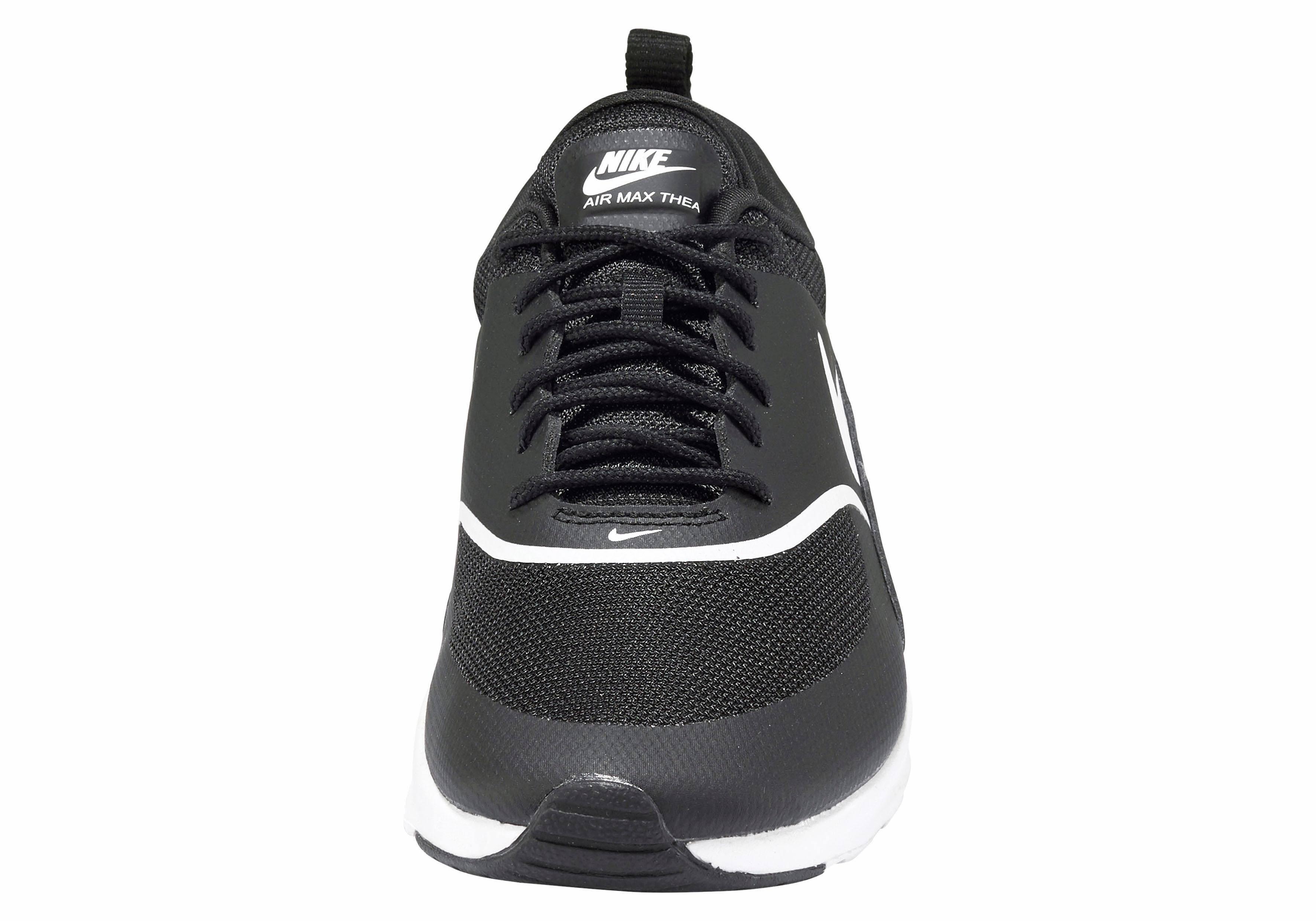 white 5 36 Nike Black 6 Air Schwarz weiß Max Thea SAqzg