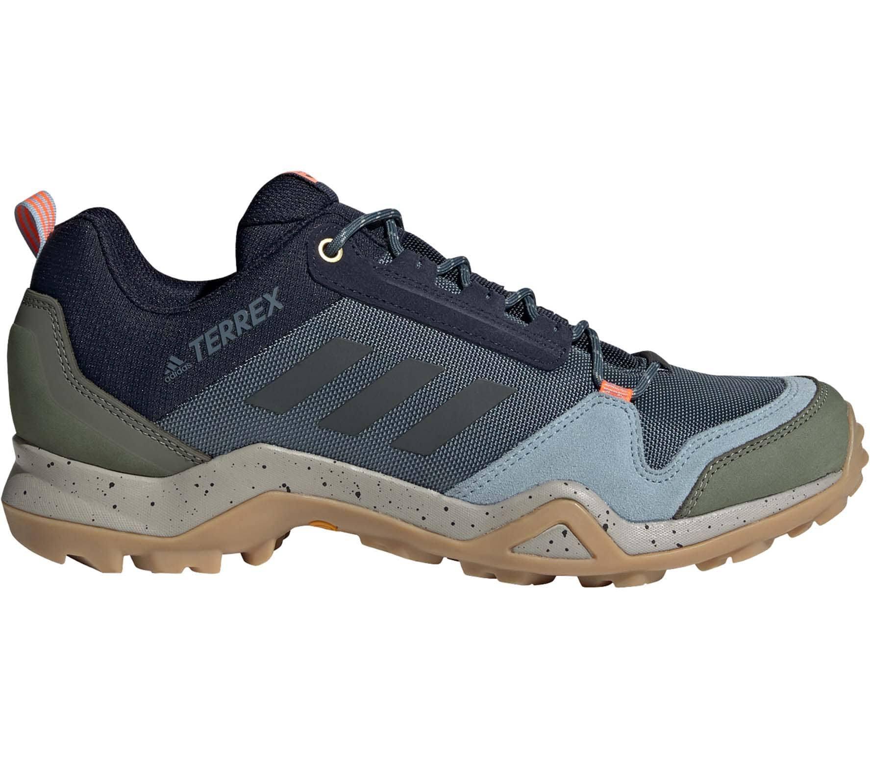 Adidas Terrex AX3 Hiking Shoes Hiking - Mens - Blue