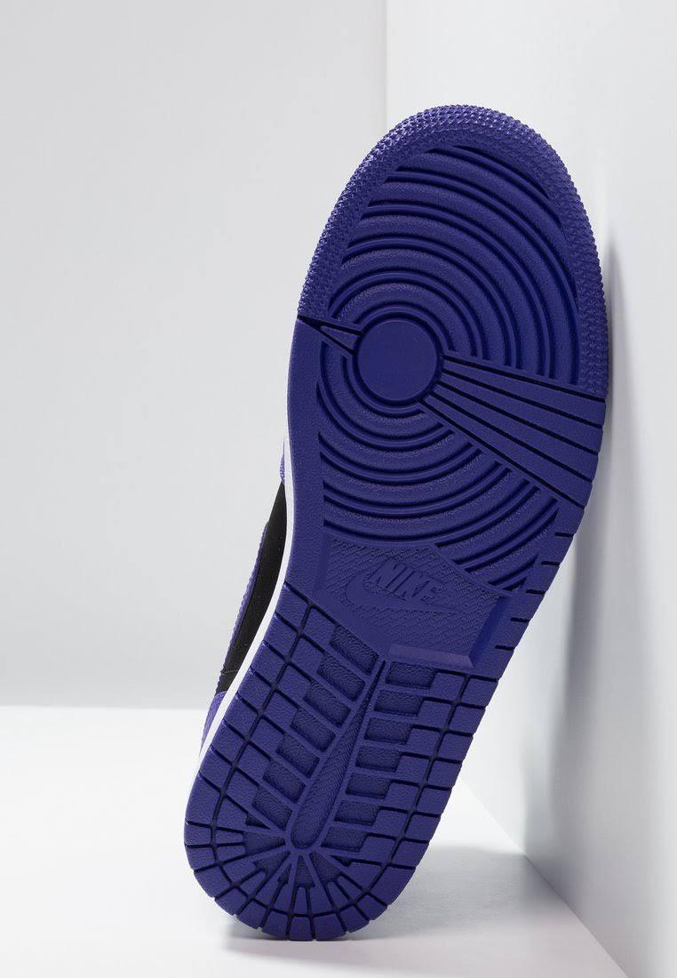Violetta 44 negro Zapatillas Negro De Hombres Deporte 1 Mid Jordan En 1ZqPfz