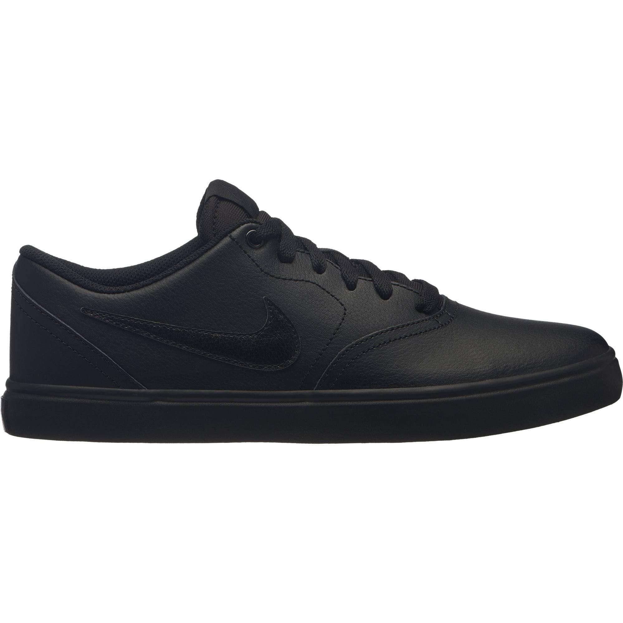 Nike SB Check Solarsoft - Black/Black