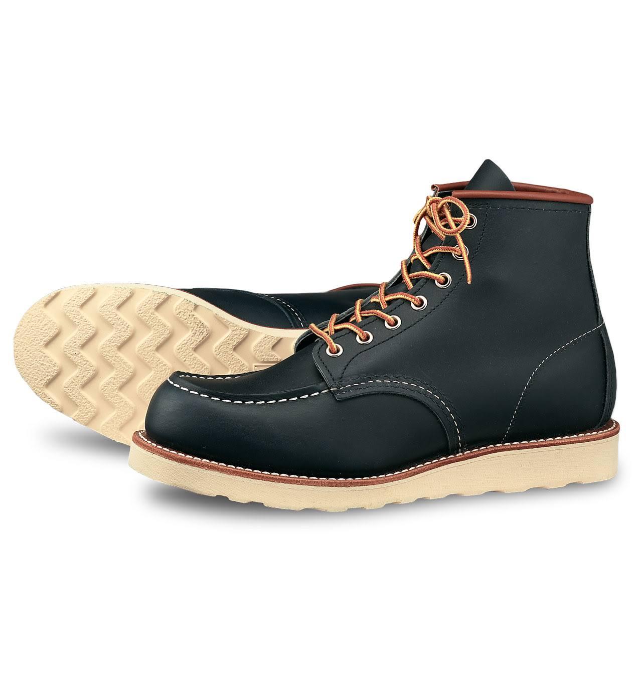 Toe Moc Red 45 Leather 6 Portage Shoes Wing Us11 8859 5Eu polliciNavy 80wOknXP