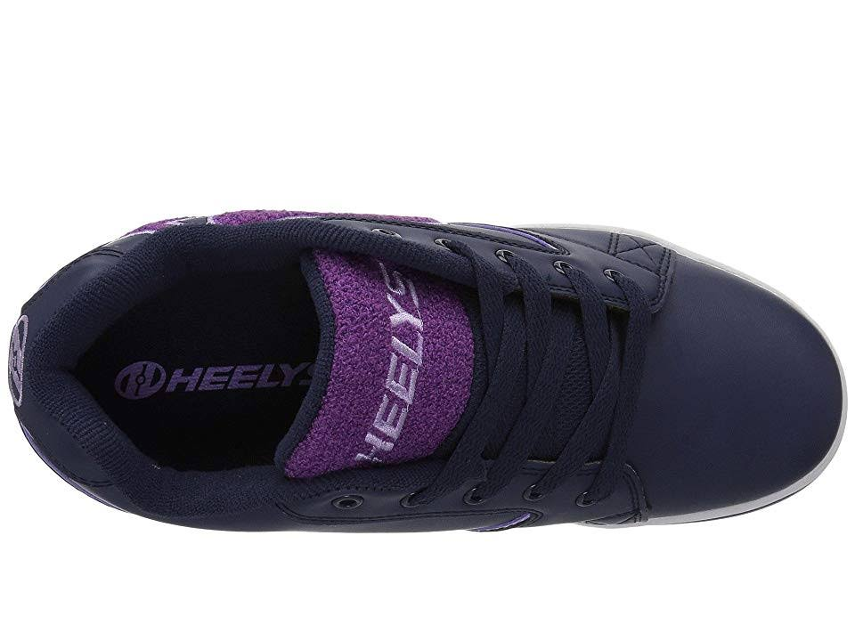 Navy Sneaker Logo Kids Heelys Grape 'propel Terry Y8xIq