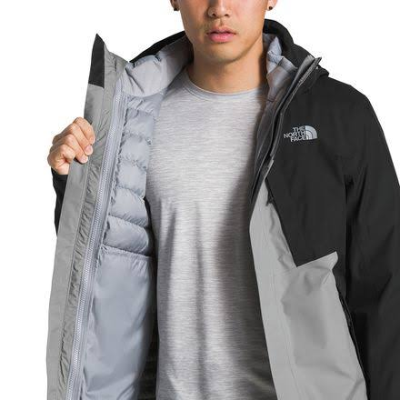 S The Mountain Para Negro North De Hombre Triclimate Face Chaqueta Light qgAZTw4