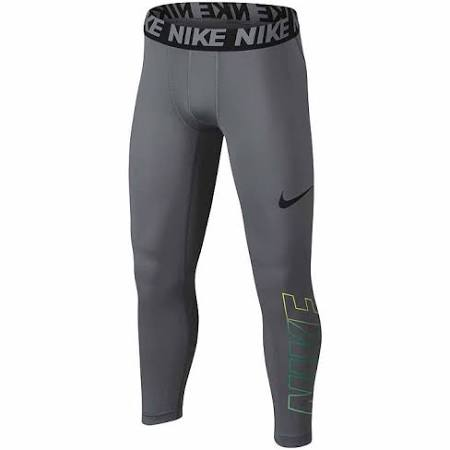 Cool Small 3qt Grey Nike Base Grey Layer Jungen Strumpfhosen x4OvXwv