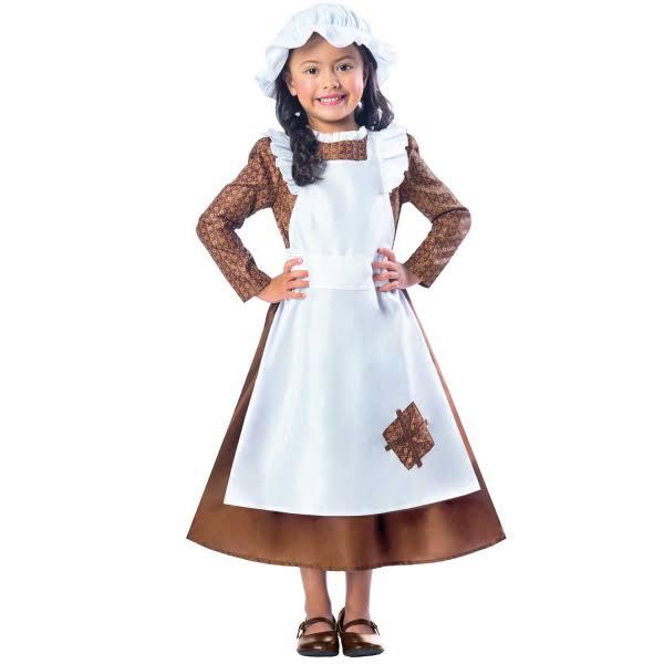10 9 9 10 Mädchenkostüm Viktorianisches Viktorianisches Mädchenkostüm SnTwqxBYHO