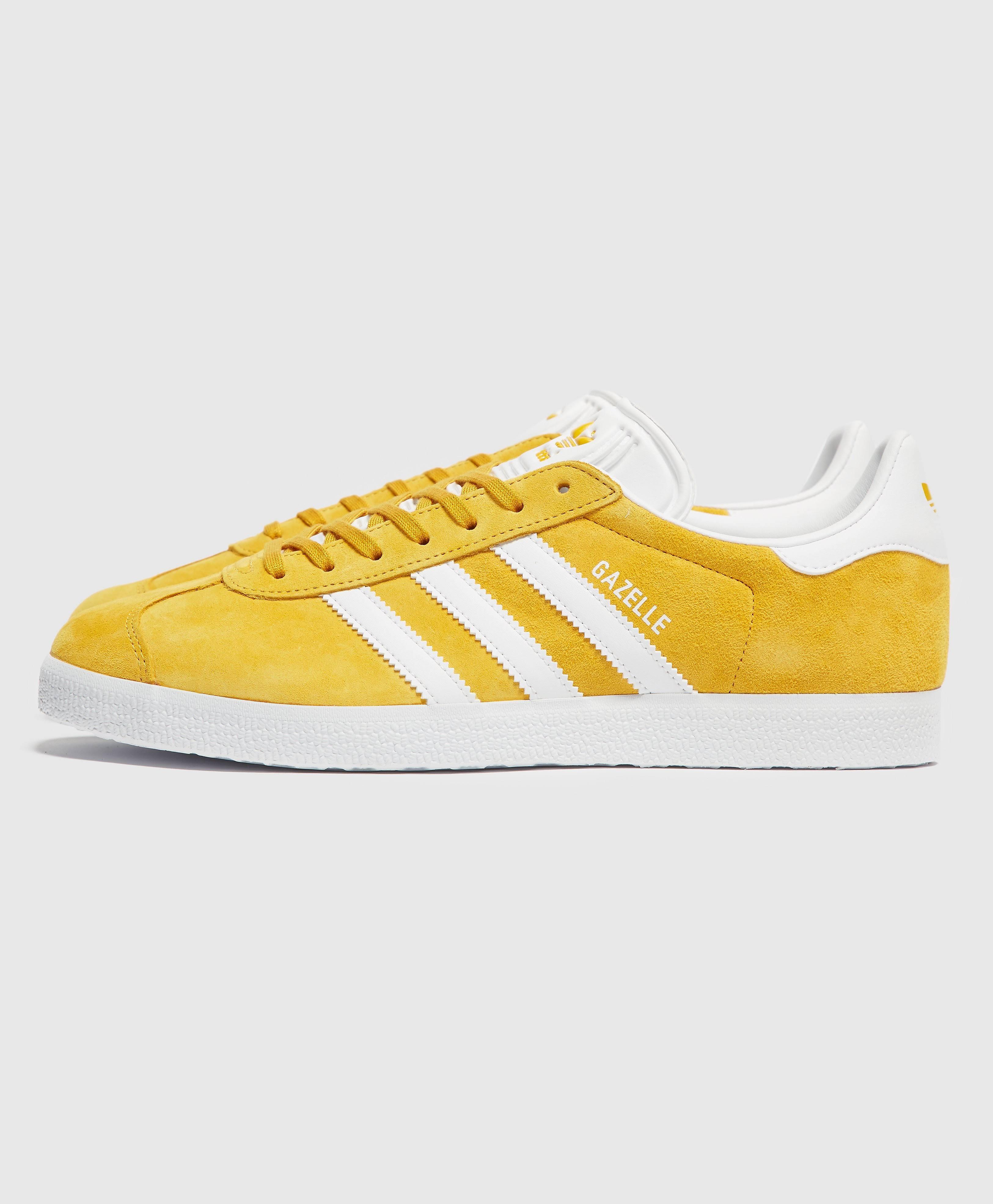 Adidas Originals Gazelle, Yellow