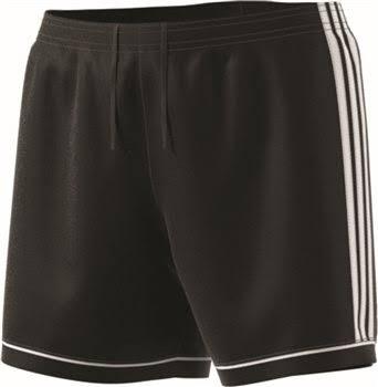 l Adidas Schwarz Xs Short 17 Weiß Pants Squadra x77qFzB