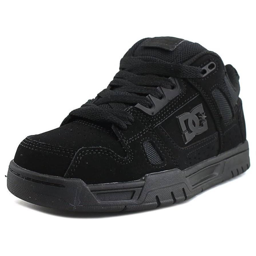 Stag Skate Hombre Para 7 D Zapatillas De Dc Negras Negras wHSAvUq