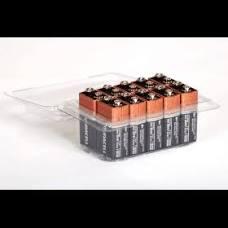 Duracell 9V Batteries - Tub of 10