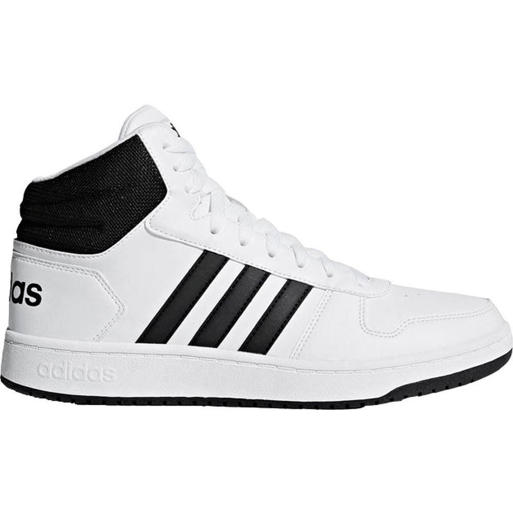 (13.5) Adidas Hoops 20 Mid