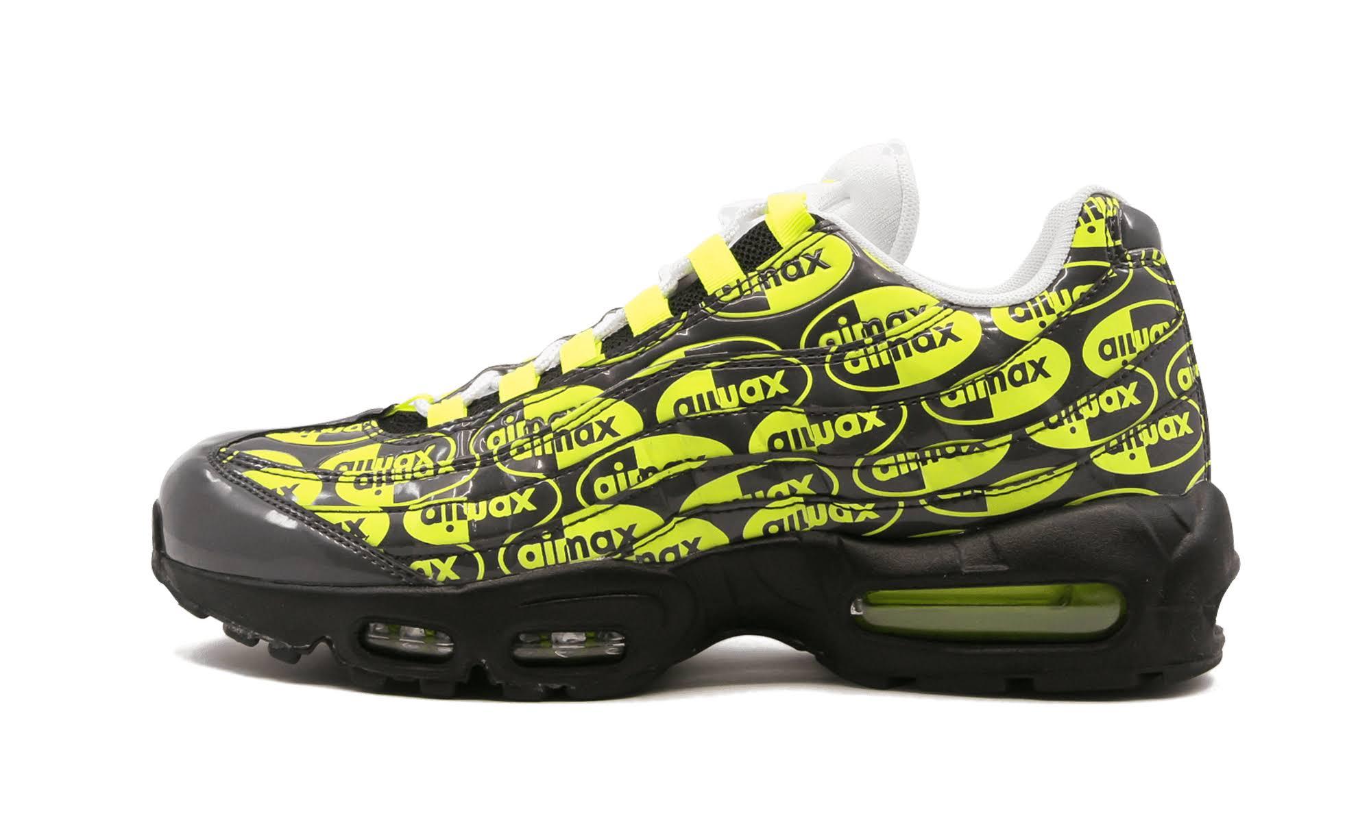 Talla Max Tamaño Para Air Hombre Nike 5 95 negro Premium 7 6rw1g6qx