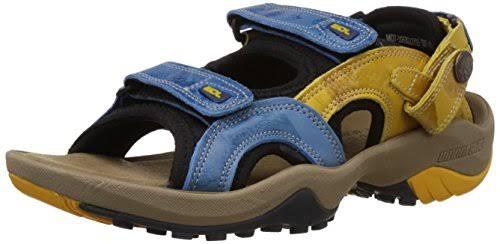 lederen Woodland lederen Woodland lederen Woodland sandalenblauwblauw sandalenblauwblauw 8nO0PXwk