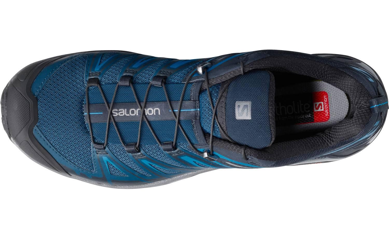 Salomon Poseidon Bunting Poseidon Blue Ultra Shade X L40467800 indigo quiet Negro 3 RCgrRwq