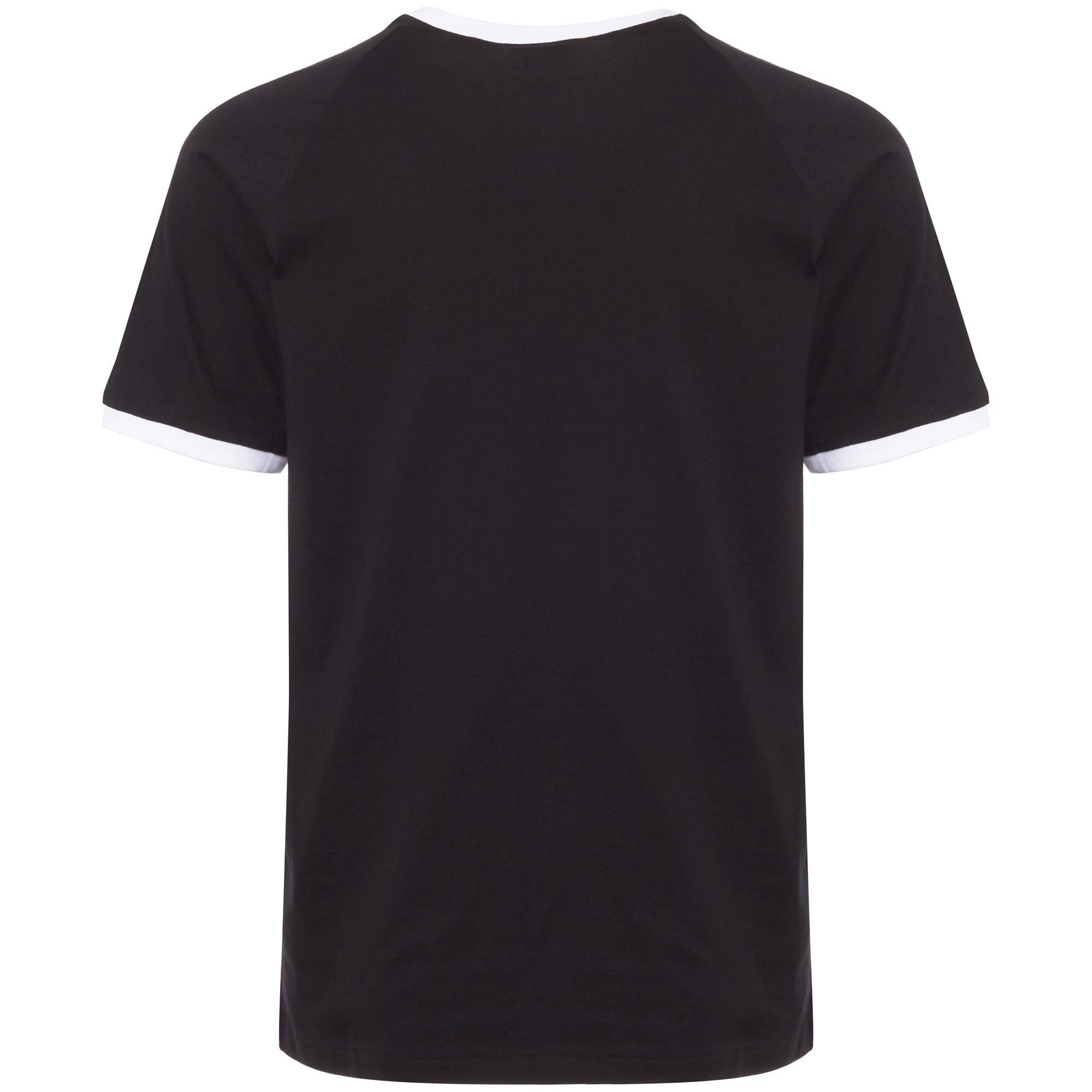 In Adidas California Adicolor Originals Cw1202 Schwarz shirt T v44wqpF