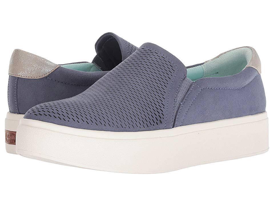da 6m Blue donna Sneaker DrSchollFlint Microfiber Kinney Perf 3RjqcL5SA4