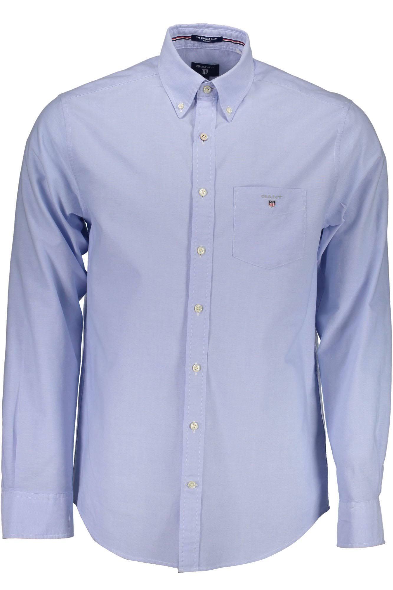 Shirt Blue Accessoires gt;kleidung Size Gant Kleidung amp; Capri S Oxford Hemden Tops Men's t6w1x