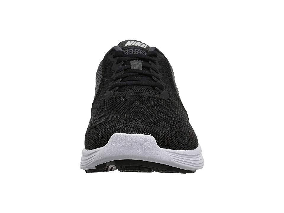 Mens Oscuro 7 Gris 819300 3 Nike Style Revolution negro Combo Blanco gxqYAqwE