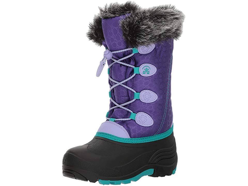 1 Gypsy Jugend Boot Snow Kamik Medium Mädchen Purple PHwxTntqB