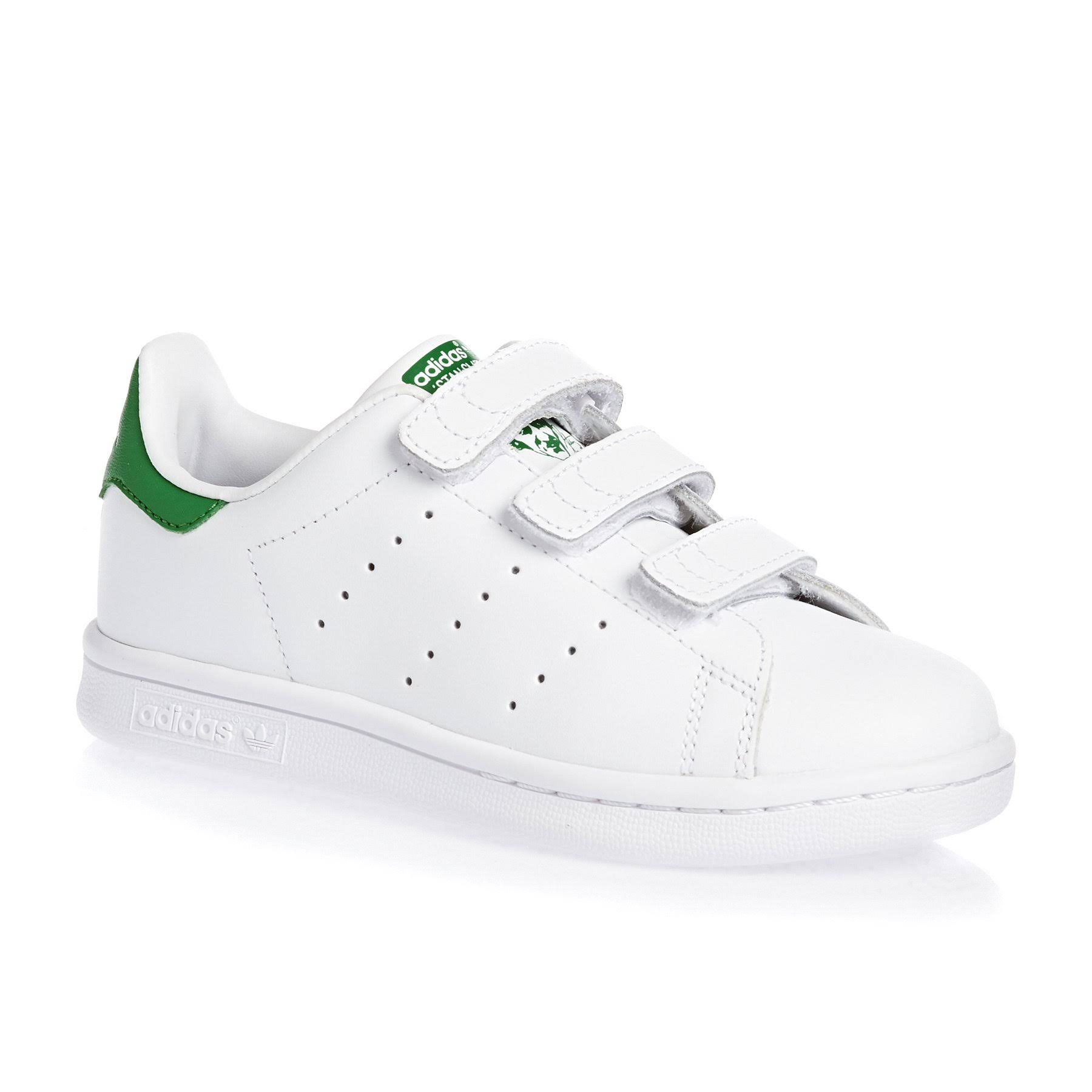 Adidas Stan Smith Shoes - Kids - White