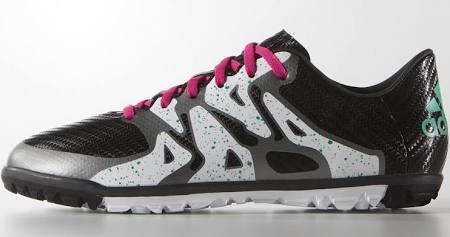 15 X J Adidas Saha Tf Ayakkabısı 3 Halı 65cPv