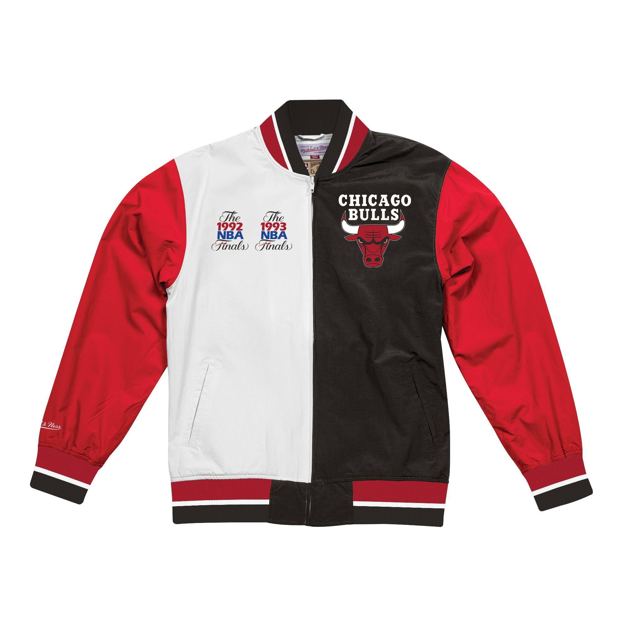 Chicago History amp; 0 Bulls Jacket Ness Team Up Mitchell Warm 2 z6dytUqtwx