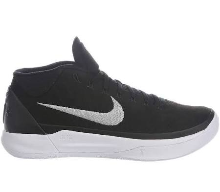 Nike Silver Black Mens Shoes A d metallic white Basketball Kobe rqP8r