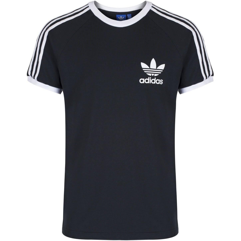 (L) Adidas Originals California T Shirt - Black