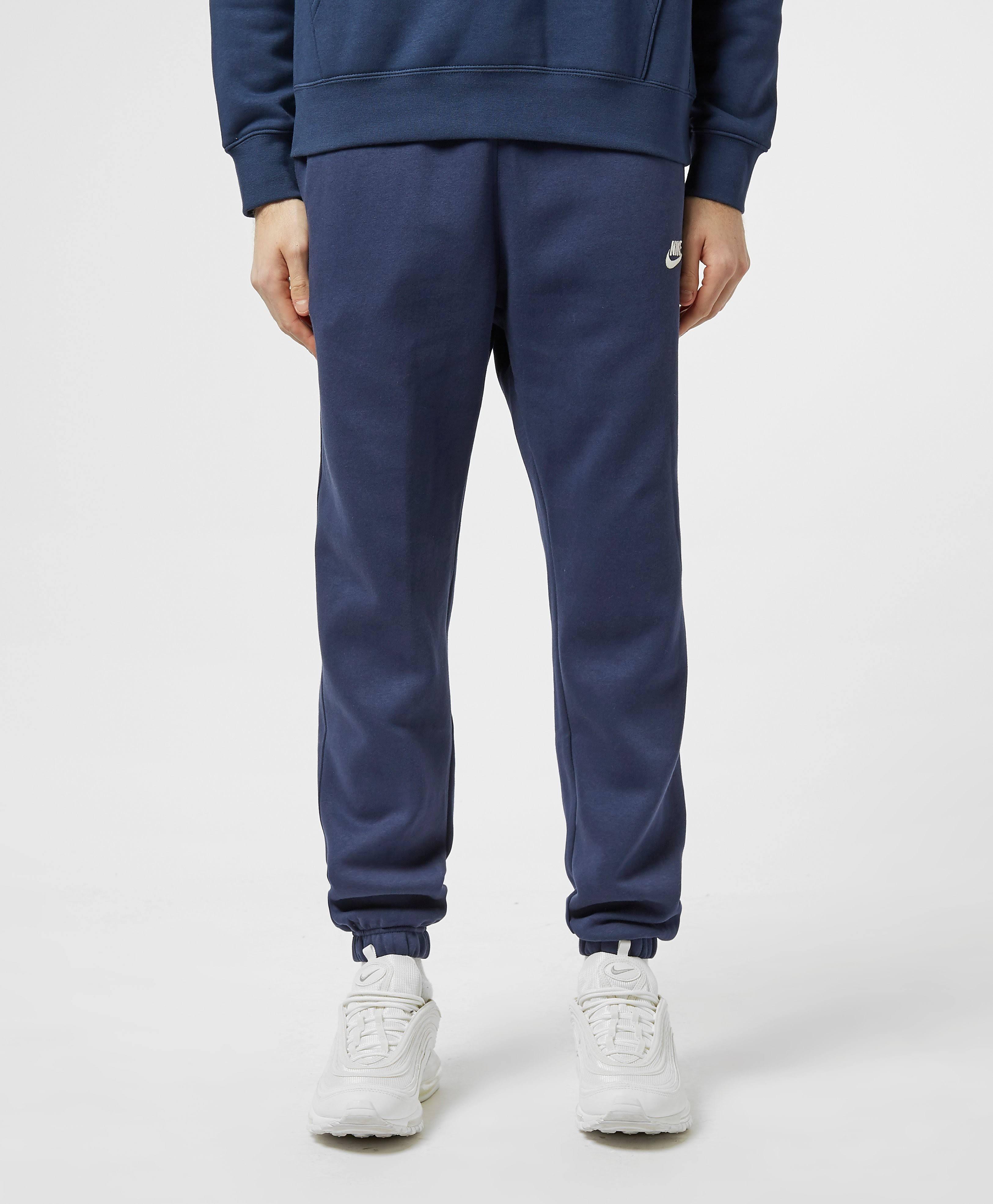 Nike Sportswear Club Fleece Men's Trousers - Blue