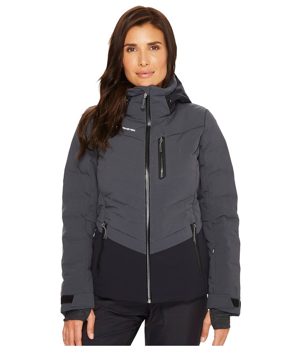 Down Azul Mujer Jacket 6 Obermeyer Cosima 2018 R4wq5p