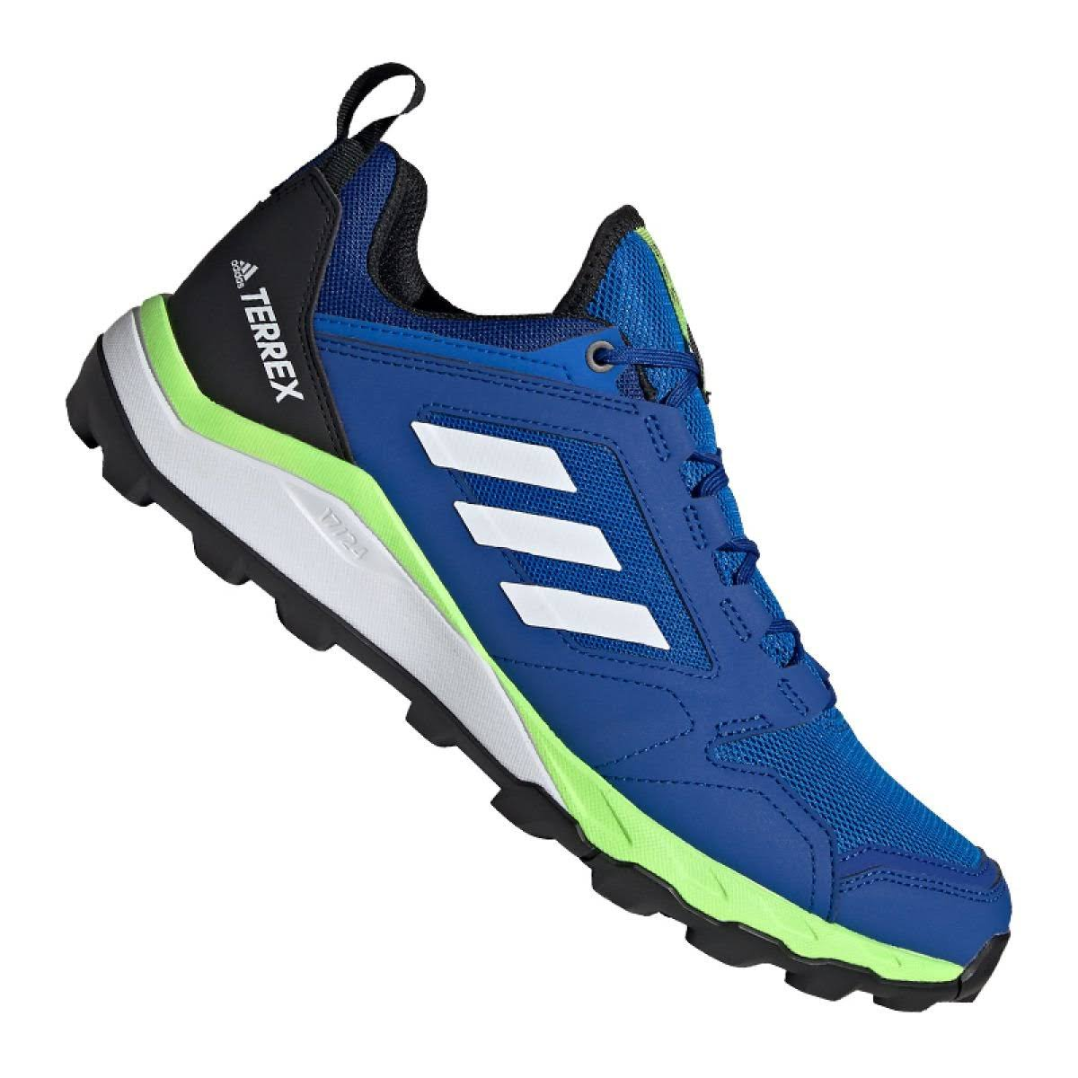 Adidas Terrex Agravic TR Trail Running Shoes - Blue - 10