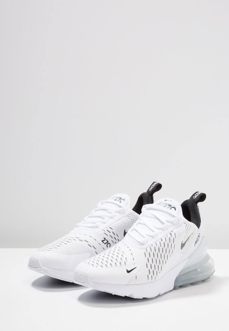 Schuhe 39 Max Air Weiß wolf anthracite Sportswear Low White 270 cool Grey Weiss Nike Größe Grey Sneaker qwZOOC