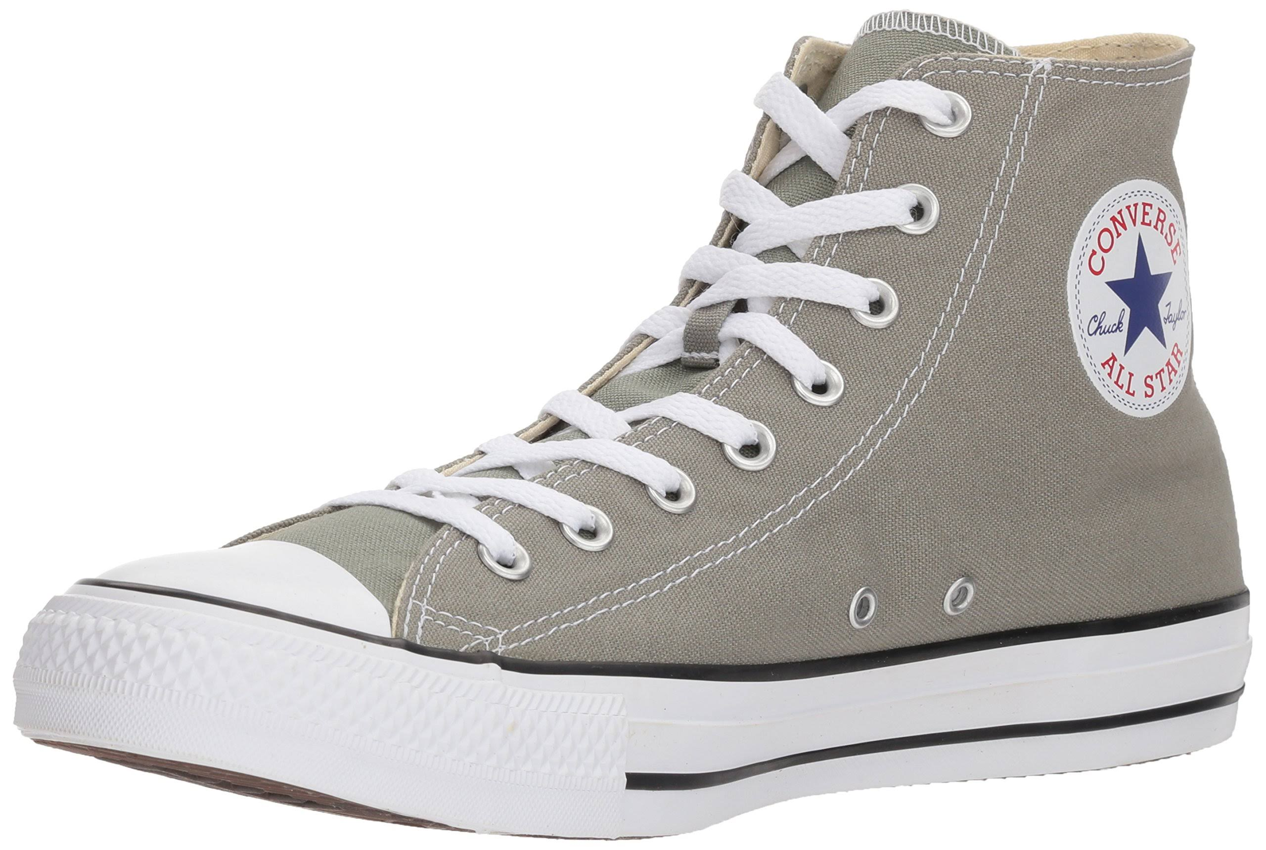 Size High Star All Unisex M Stucco Top 5 Taylor Dark Chuck Adult Sneaker Converse BqUzn