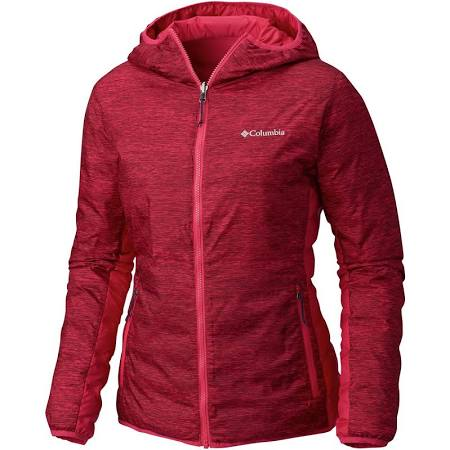 Columbia Lake Jacket Klein Women's Reversible 22 Hooded Größe Down pqfwpC