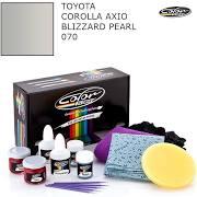 Pintura De Retoque Para Toyota Corolla Axio White Pearl Crystal ...