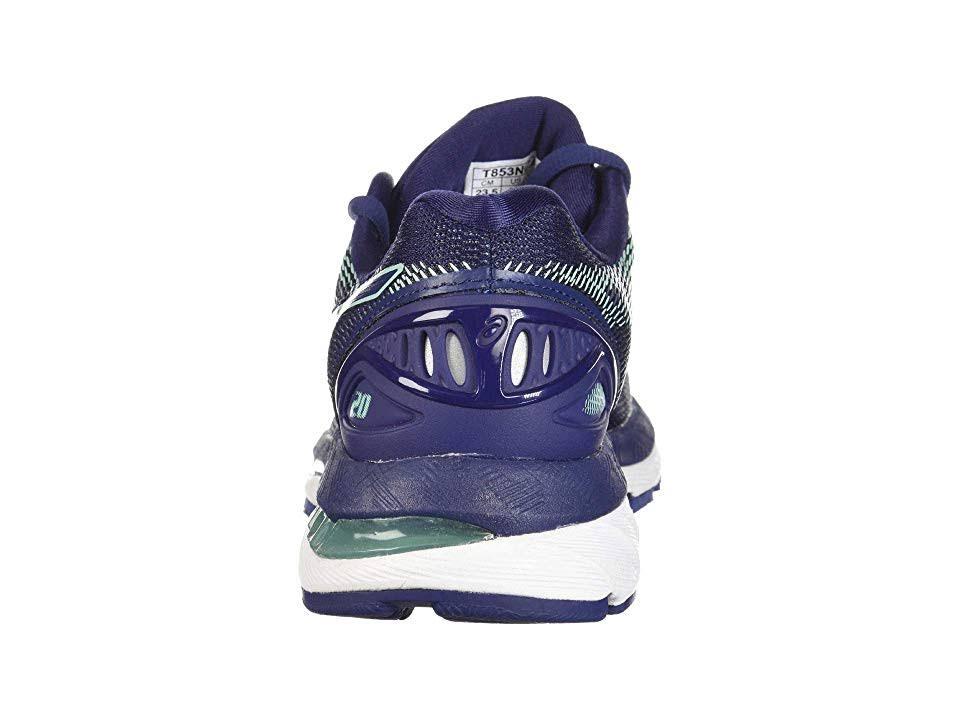 T850n Gel Azul Asics Running nimbus Añil Para Mujer Zapatilla De Verde Beige Opal 20 wvqIAxEEtn
