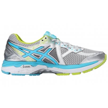 Para Turquoise 2000 Punch Plata Lime Turquesa Mujer Asics Silver 7 Lima 5 Gt 4 SptFFw
