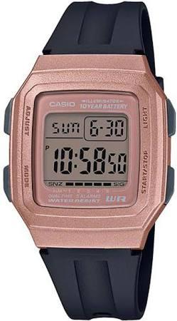 Casio Collection Reloj F-201WAM-5AVEF