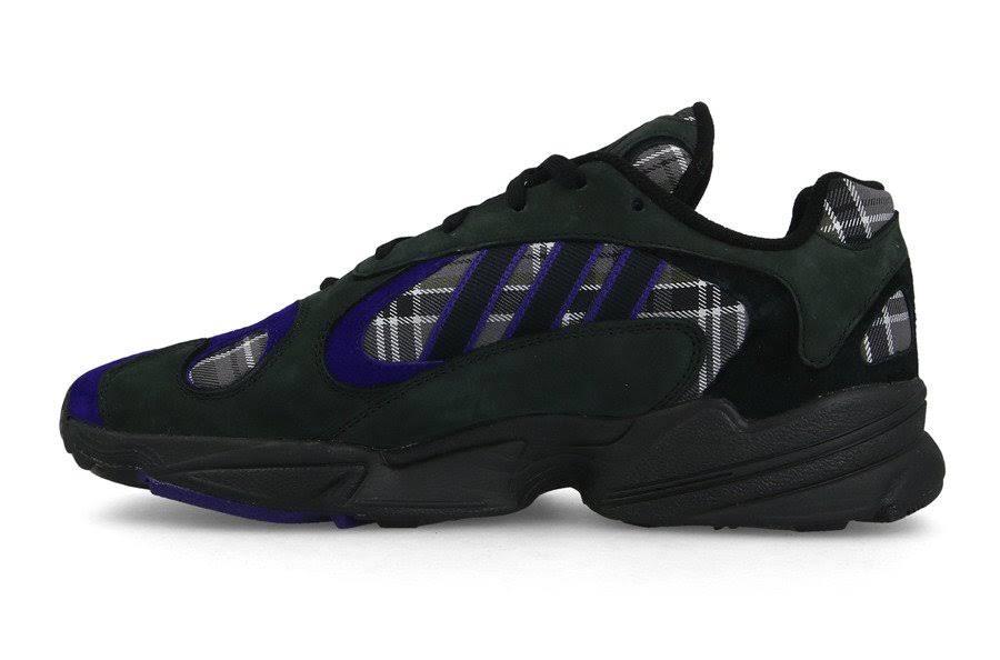 Adidas Adidas Buty zwartpaarszwart 1 Buty Yung UGSMqjLVpz