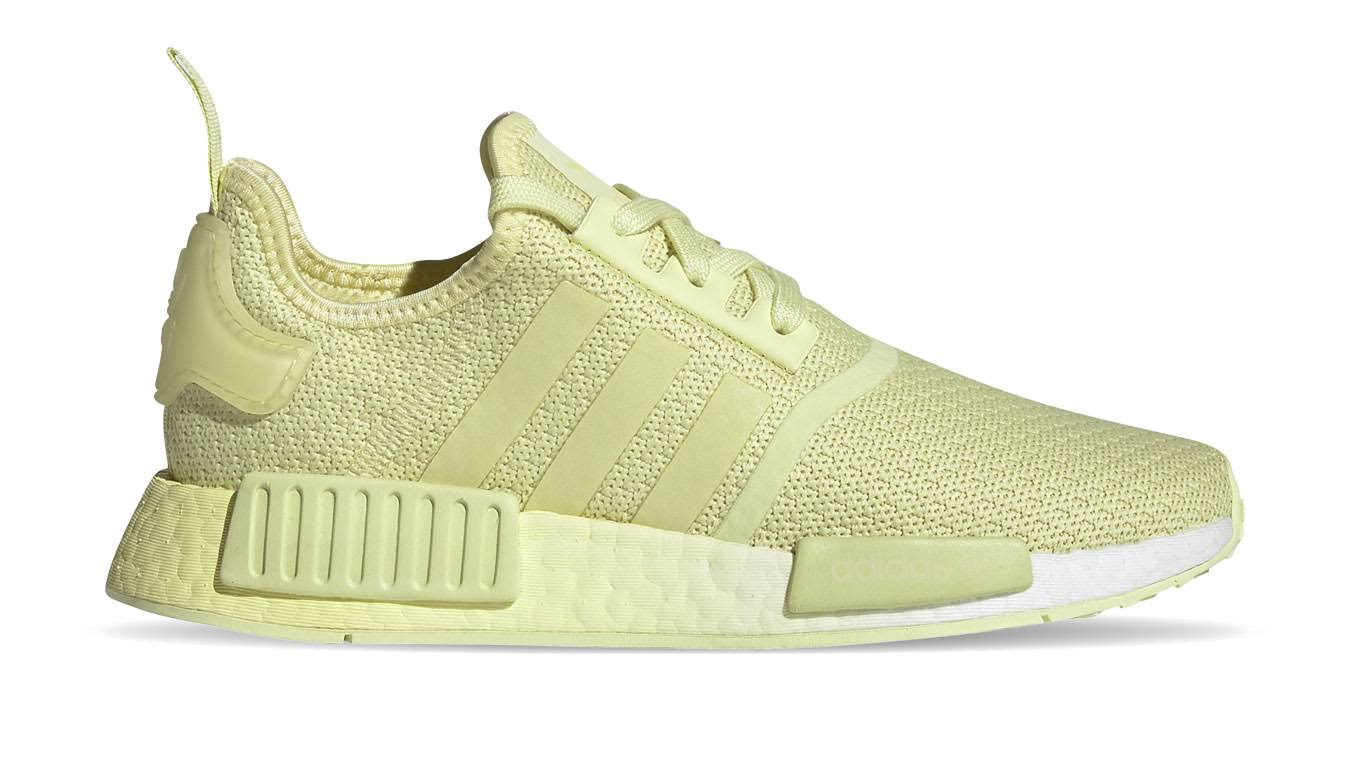 Adidas Originals NMD_R1 Shoes - Yellow Tint - Womens - Trainers