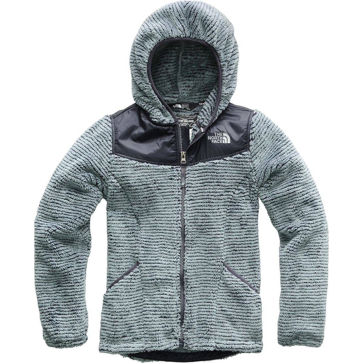 Girls Midgry Stp 'oso North Gry Face Hoodie Prscp The qEX6wpgg