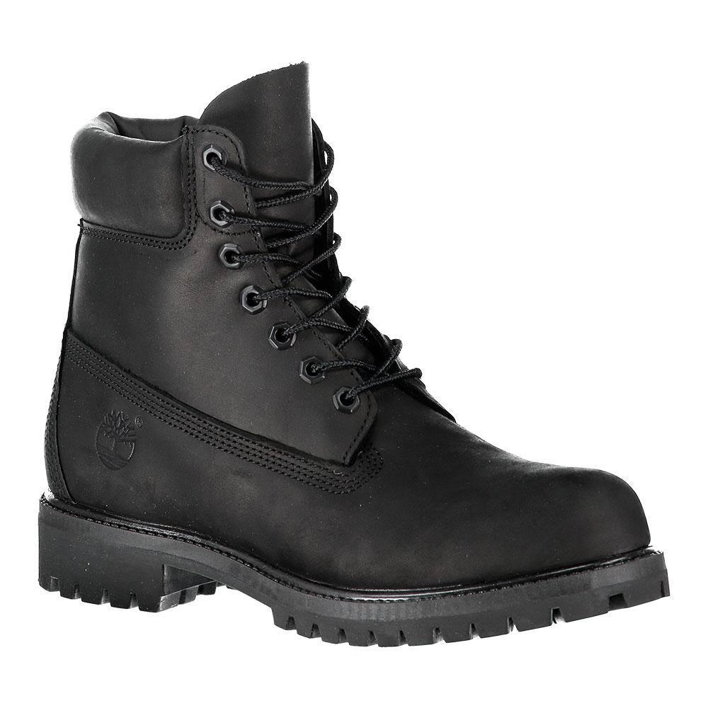 Inch heren 6 voor Timberland zwart laars 8 Premium zwartzwart WP JTFcK13l